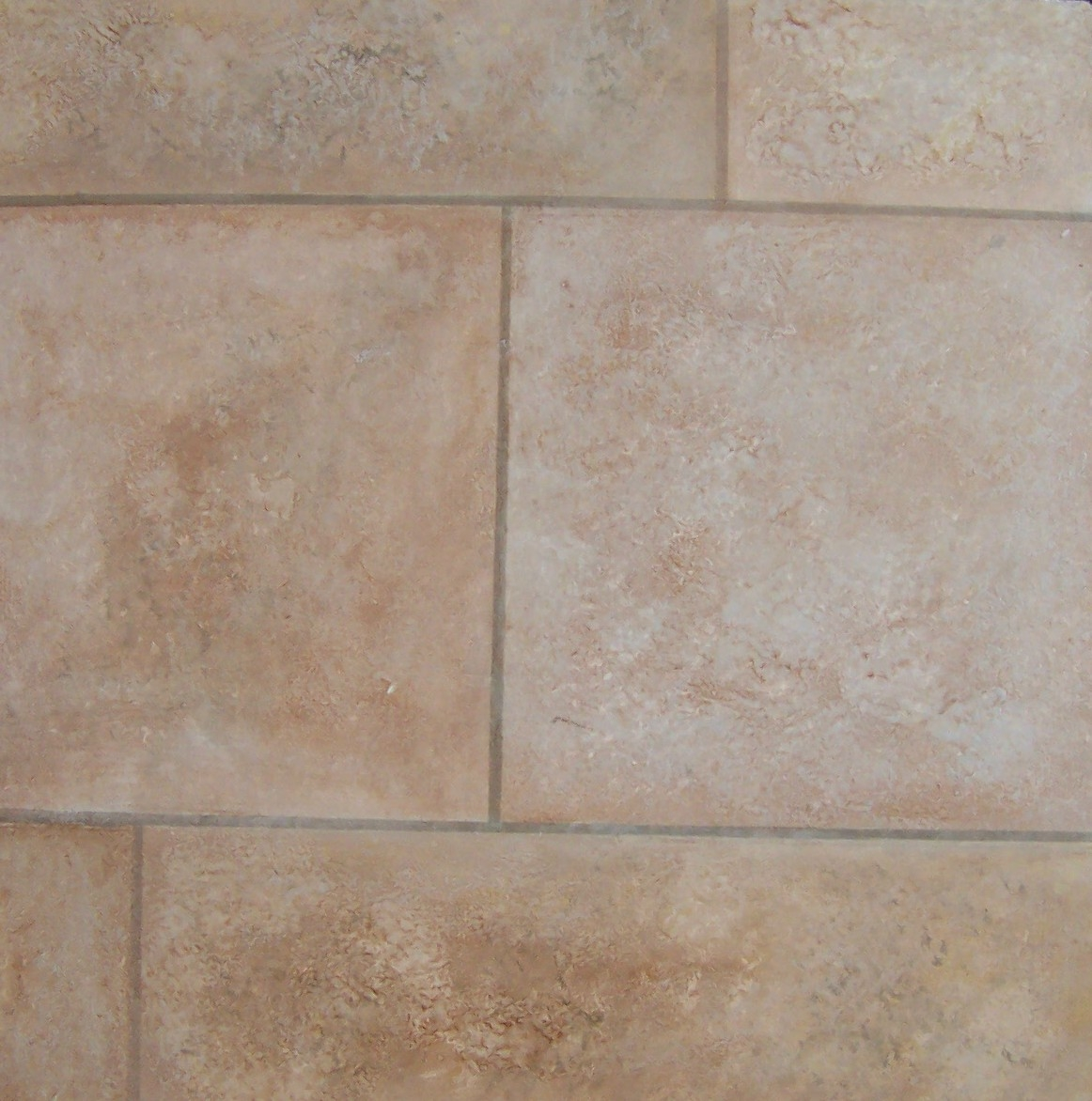 Faux stone and stones on pinterest for How to paint faux marble wall